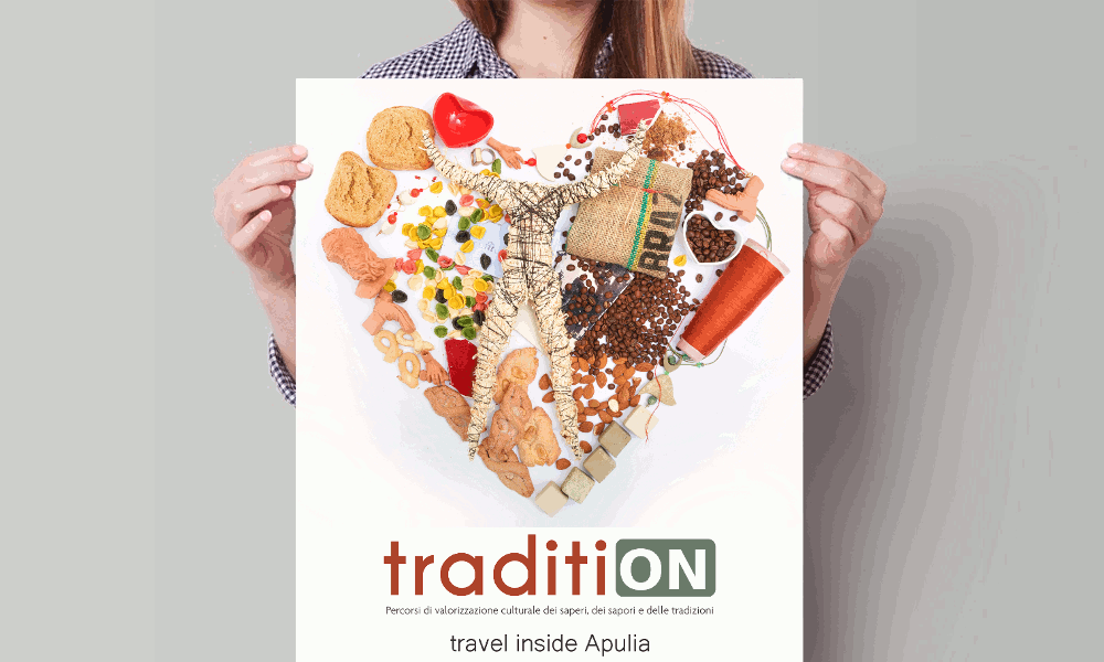 Comunicazione per Tradition Apulia